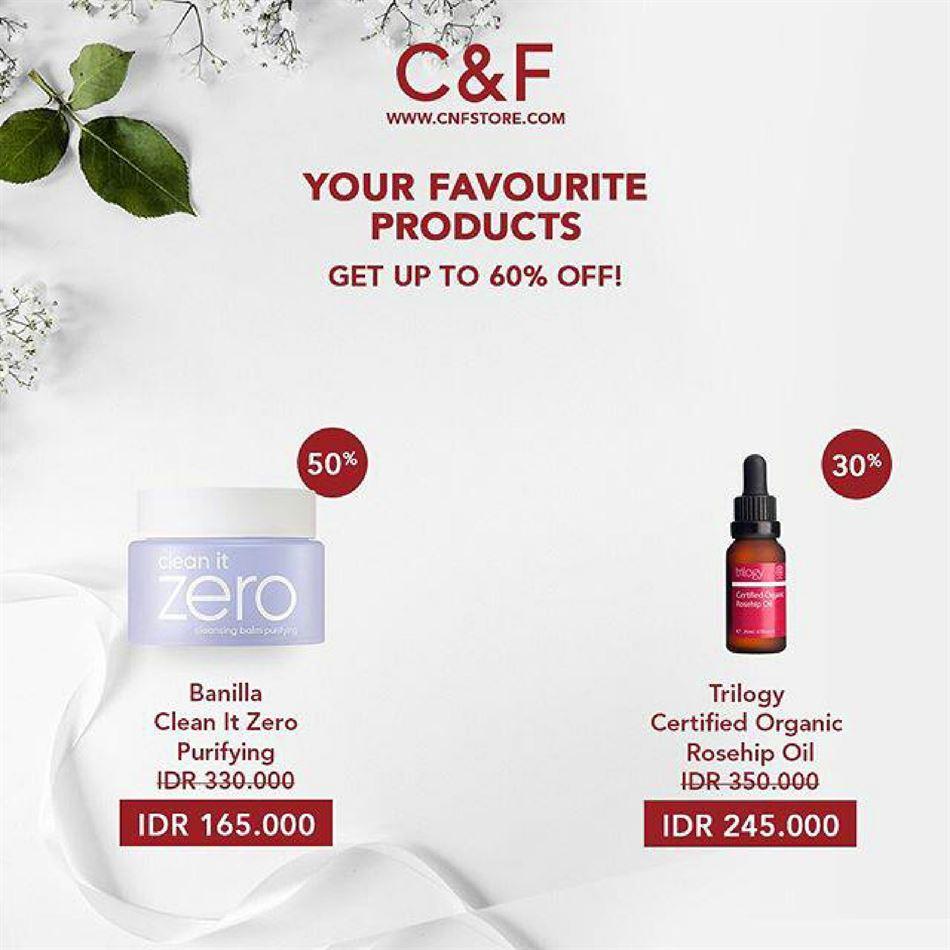 Promo C&F Perfumery 2