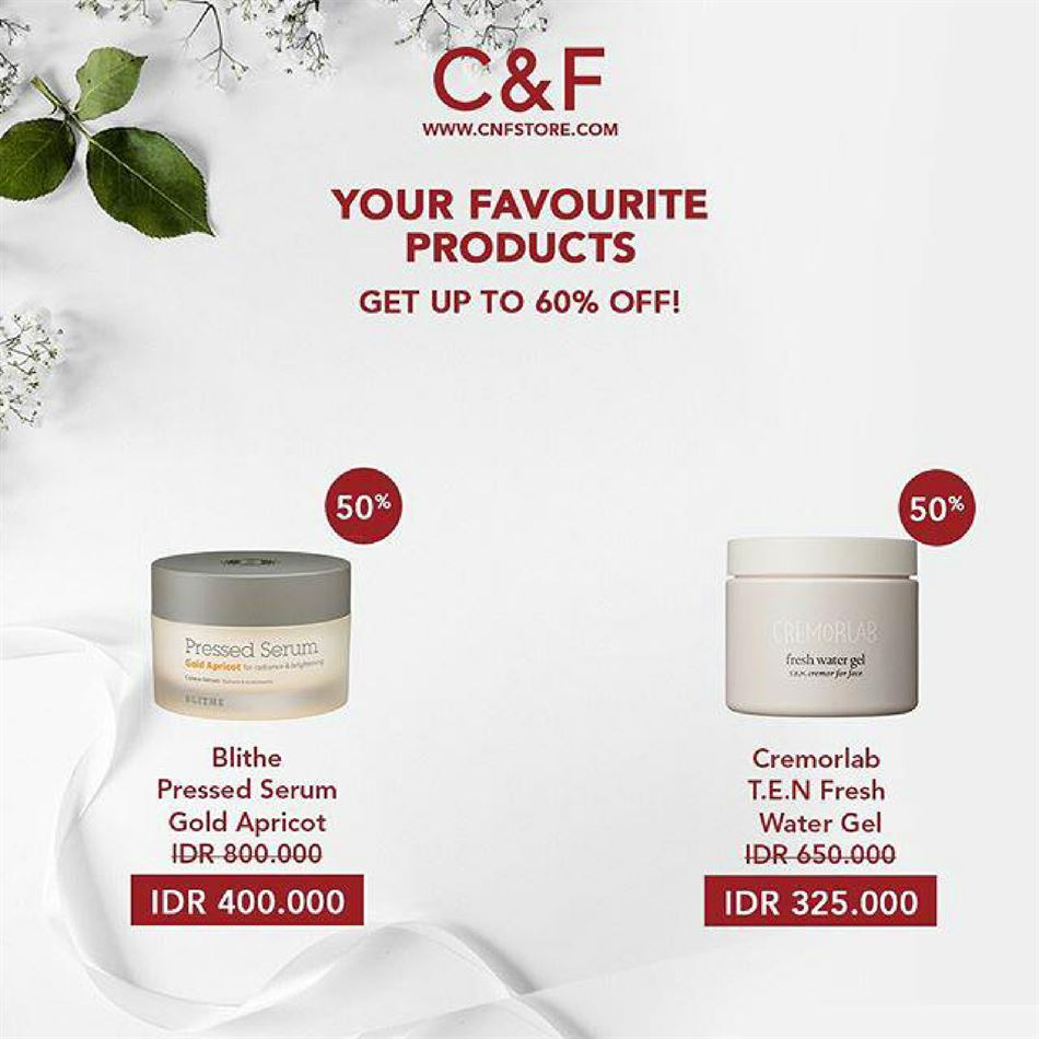 Promo C&F Perfumery 3