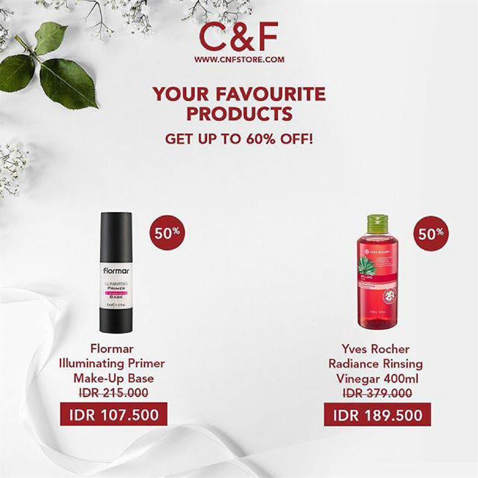 Promo C&F Perfumery 4