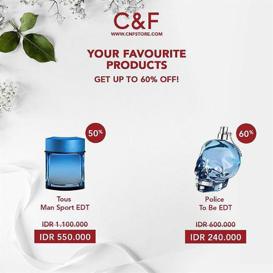 Promo C&F Perfumery 5