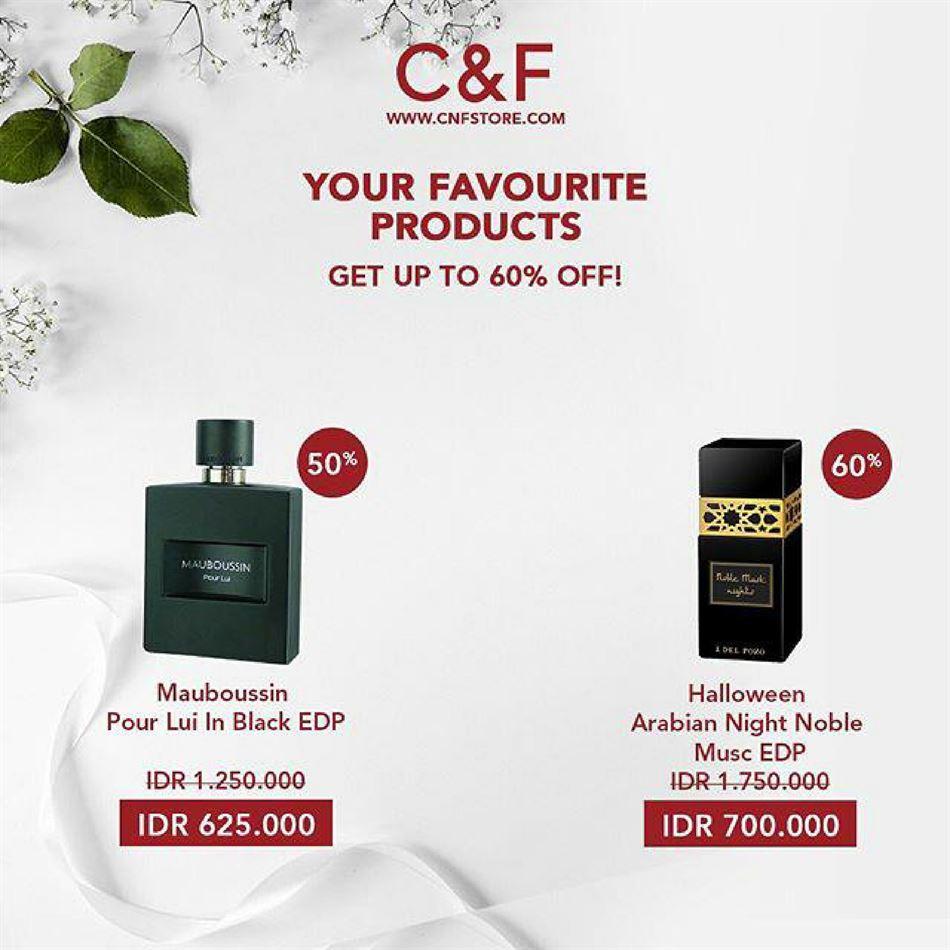 Promo C&F Perfumery 6