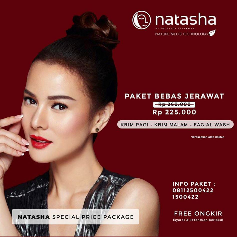 Katalog Promo Natasha Skin Care 18 April - 19 April 2020 ...