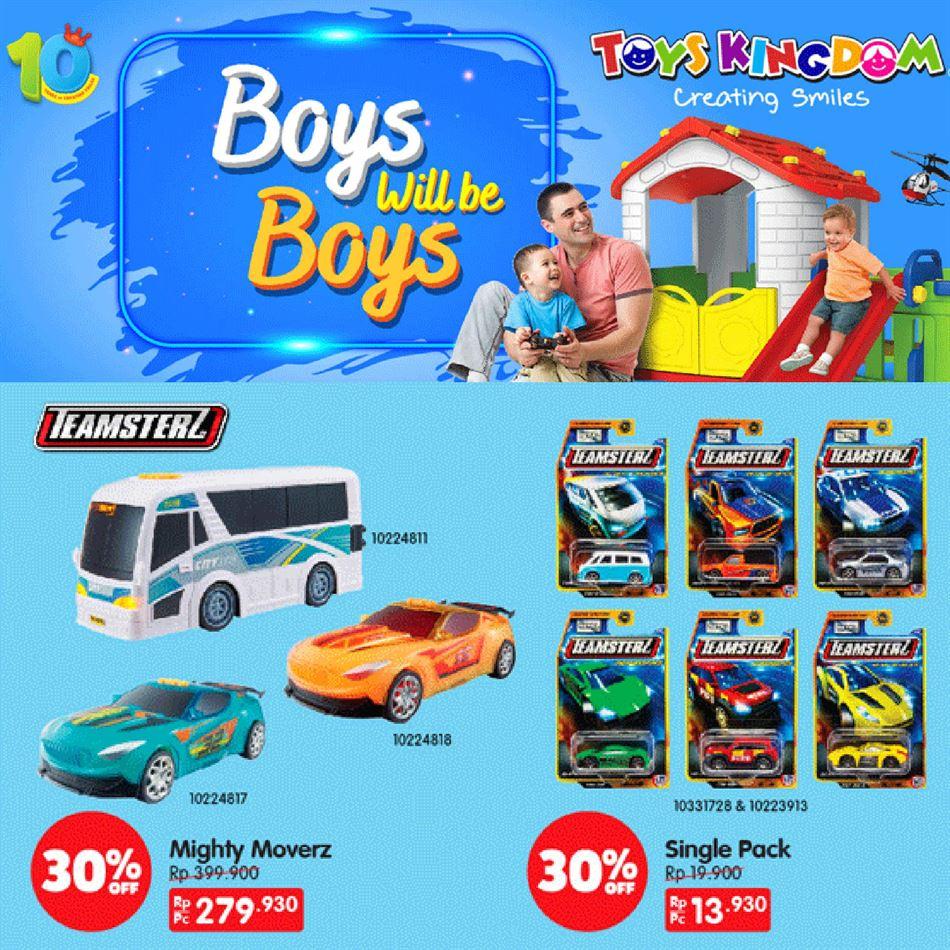Promo Toys Kingdom 1