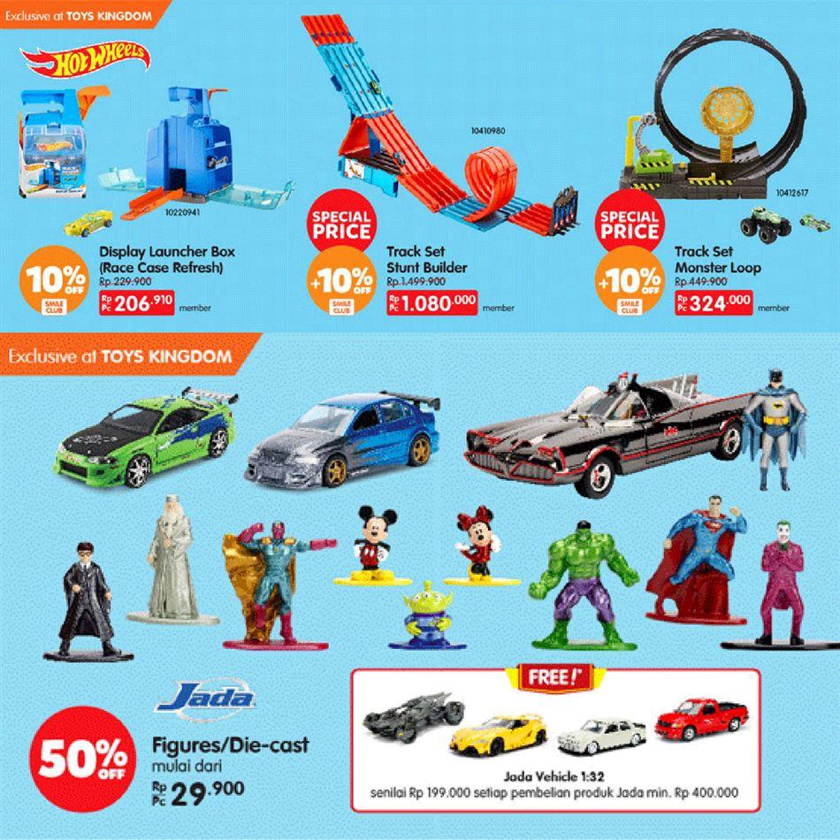 Promo Toys Kingdom 2