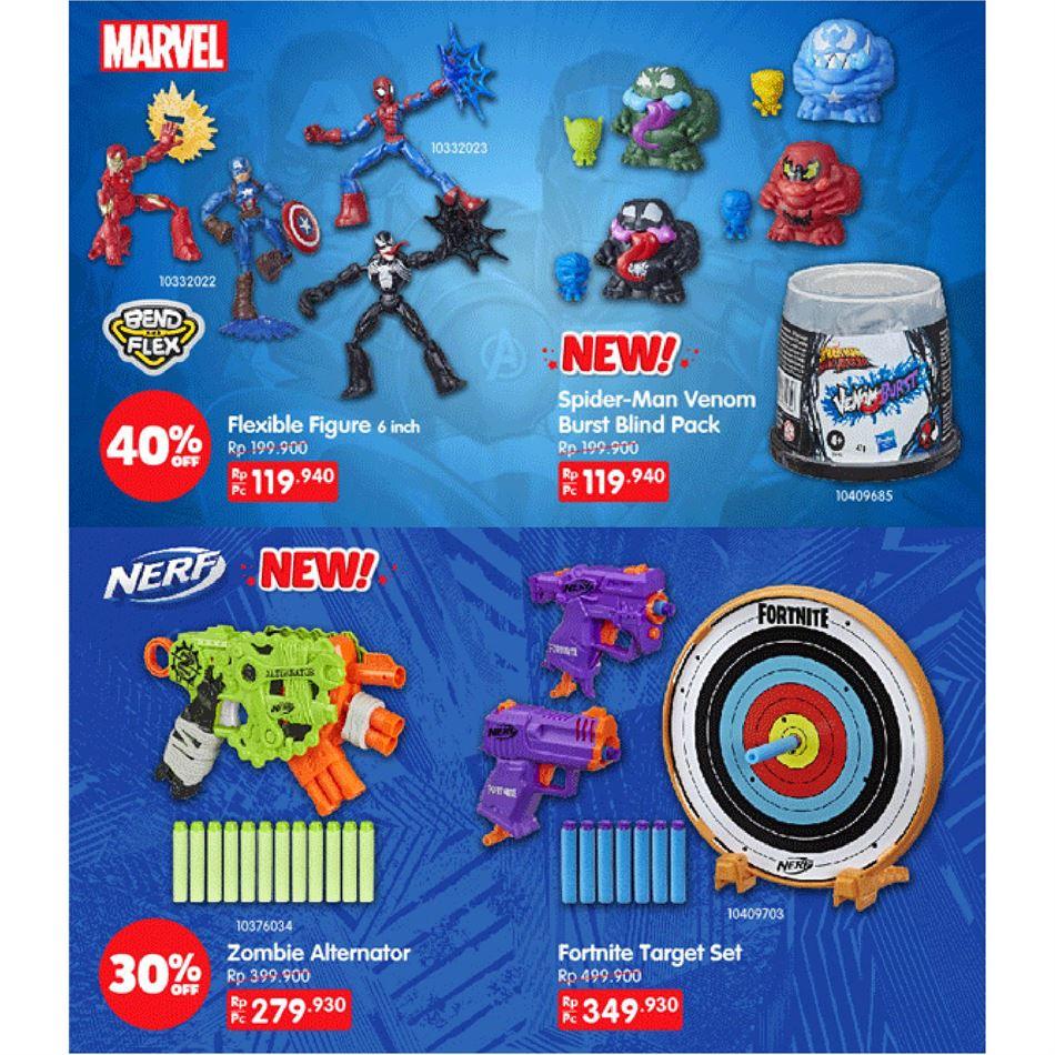 Promo Toys Kingdom 3