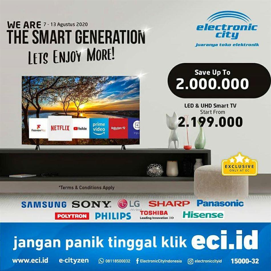 Promo Electronic City 2