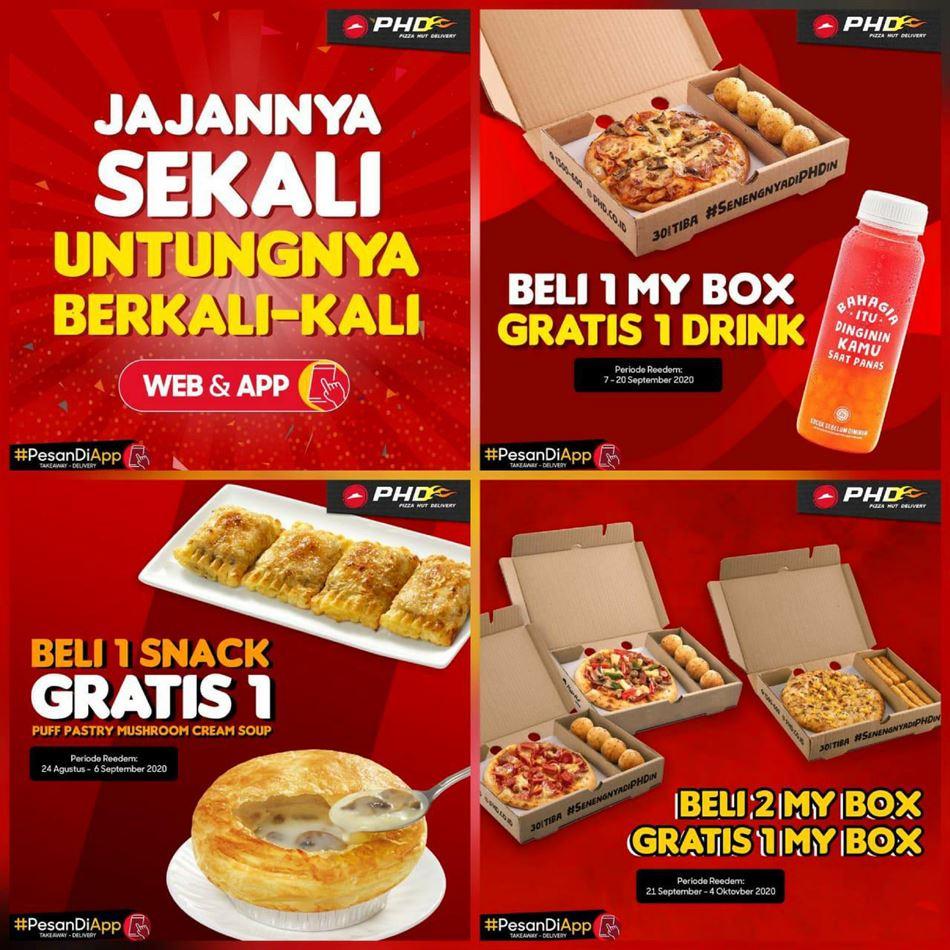 Promo Pizza Hut 1