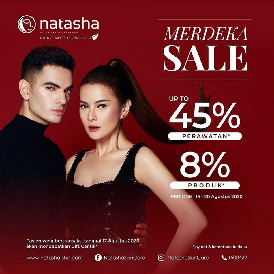 Promo Natasha Skin Care 1