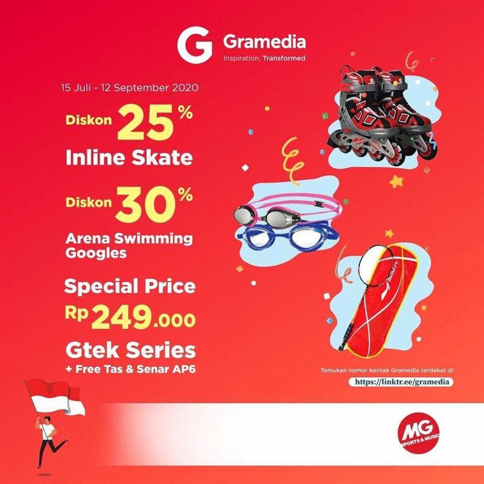 Promo MG Sport & Music 4