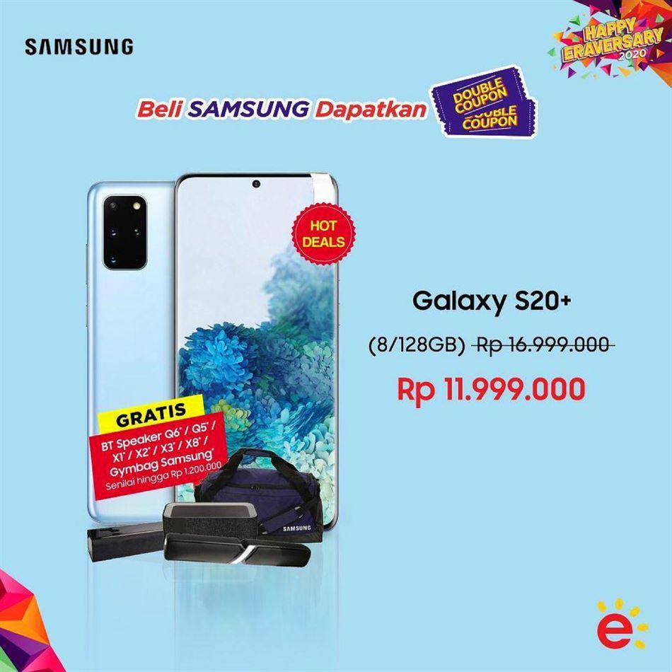 Promo Samsung 3