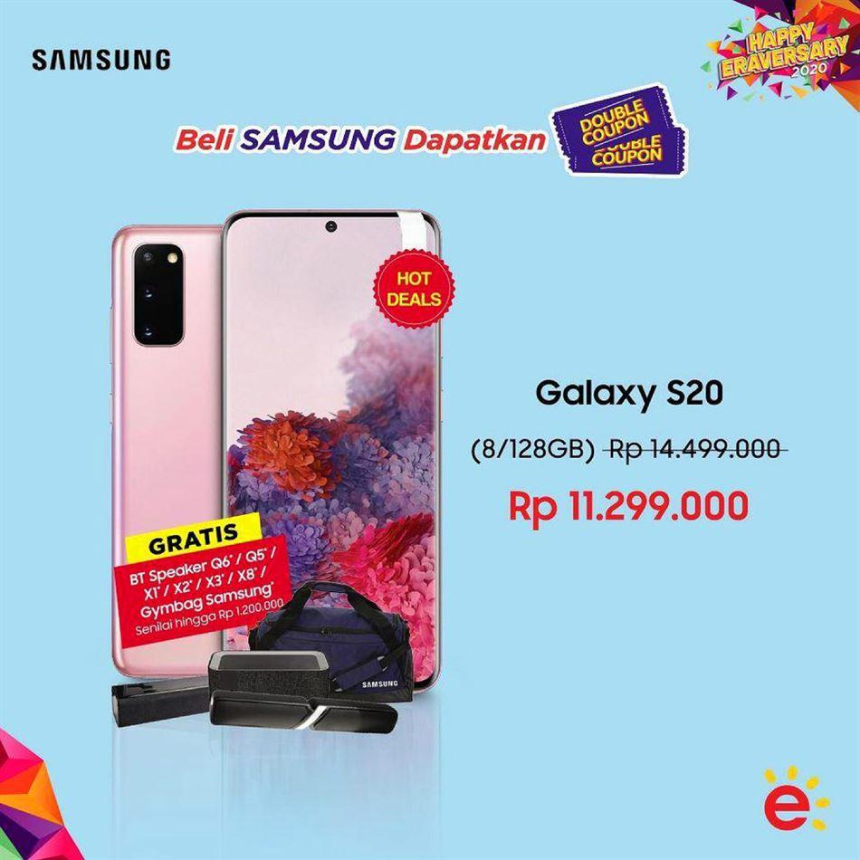 Promo Samsung 4