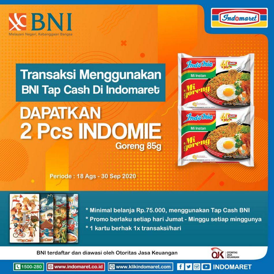 Promo Indomaret 1