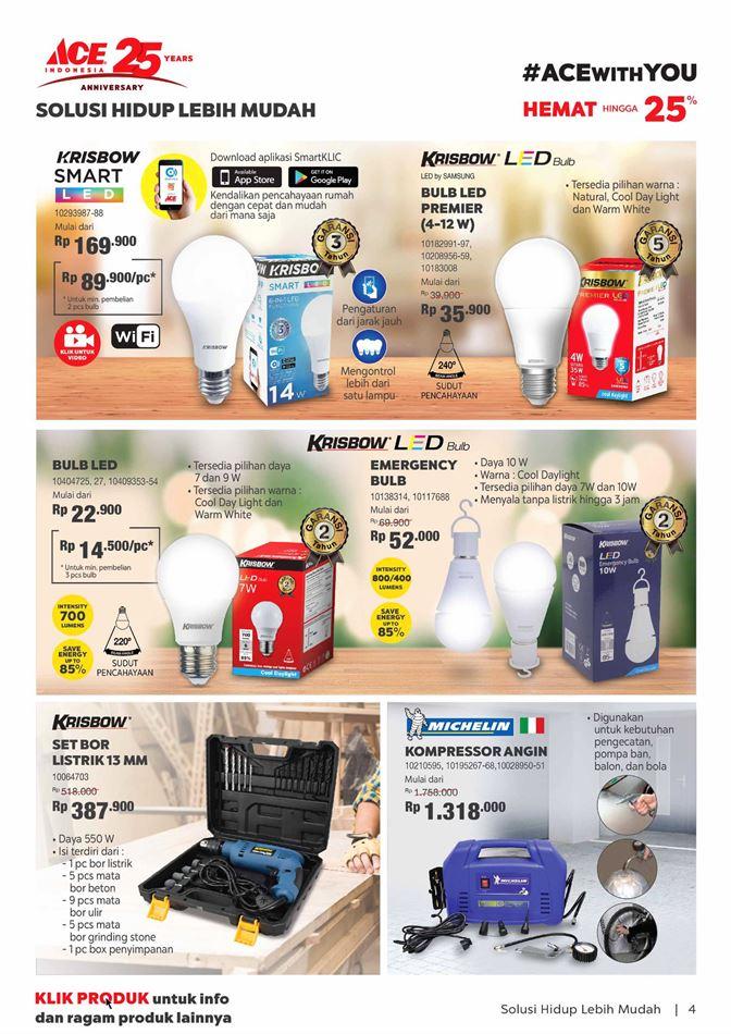 Promo ACE Hardware 7