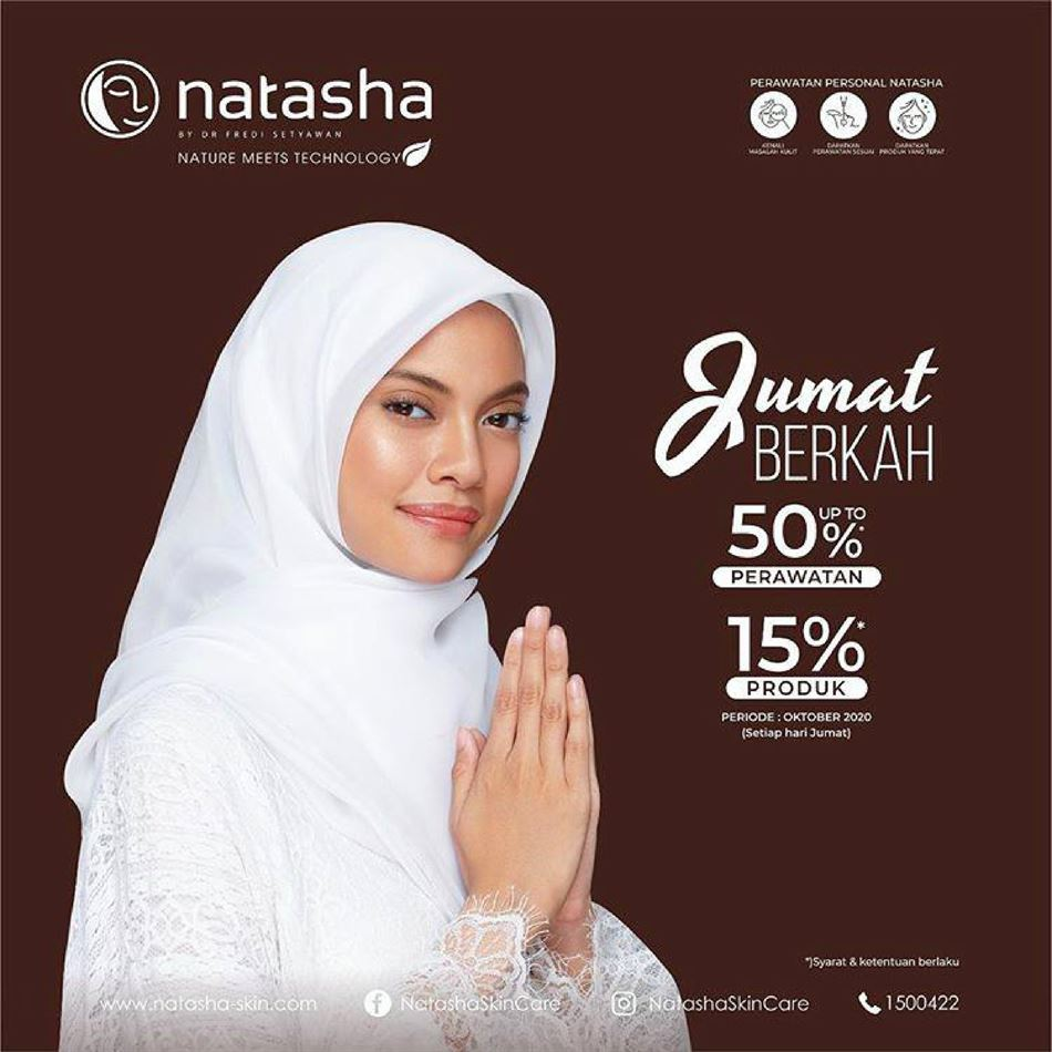 Promo Natasha Skin Care 4