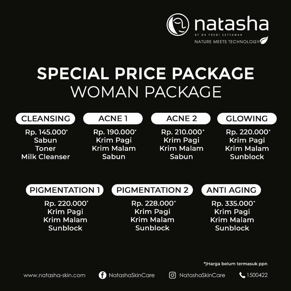 Promo Natasha Skin Care 2