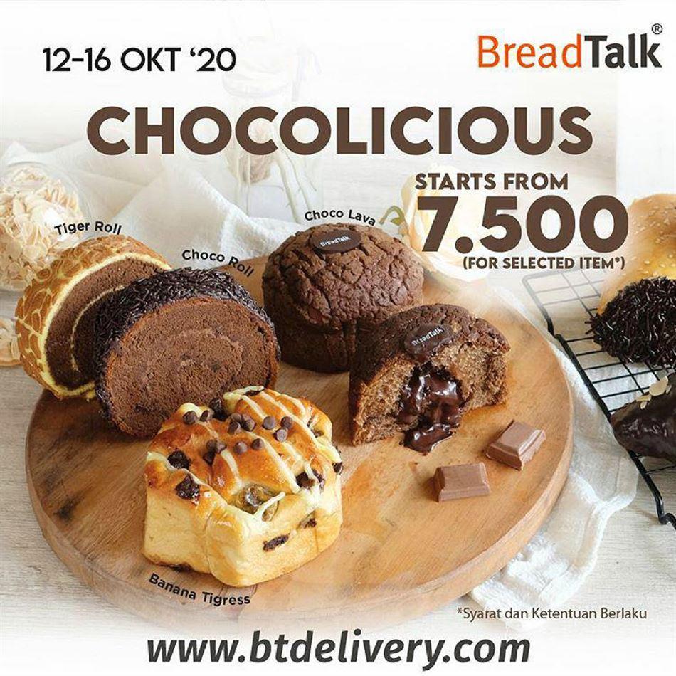 Promo BreadTalk 1