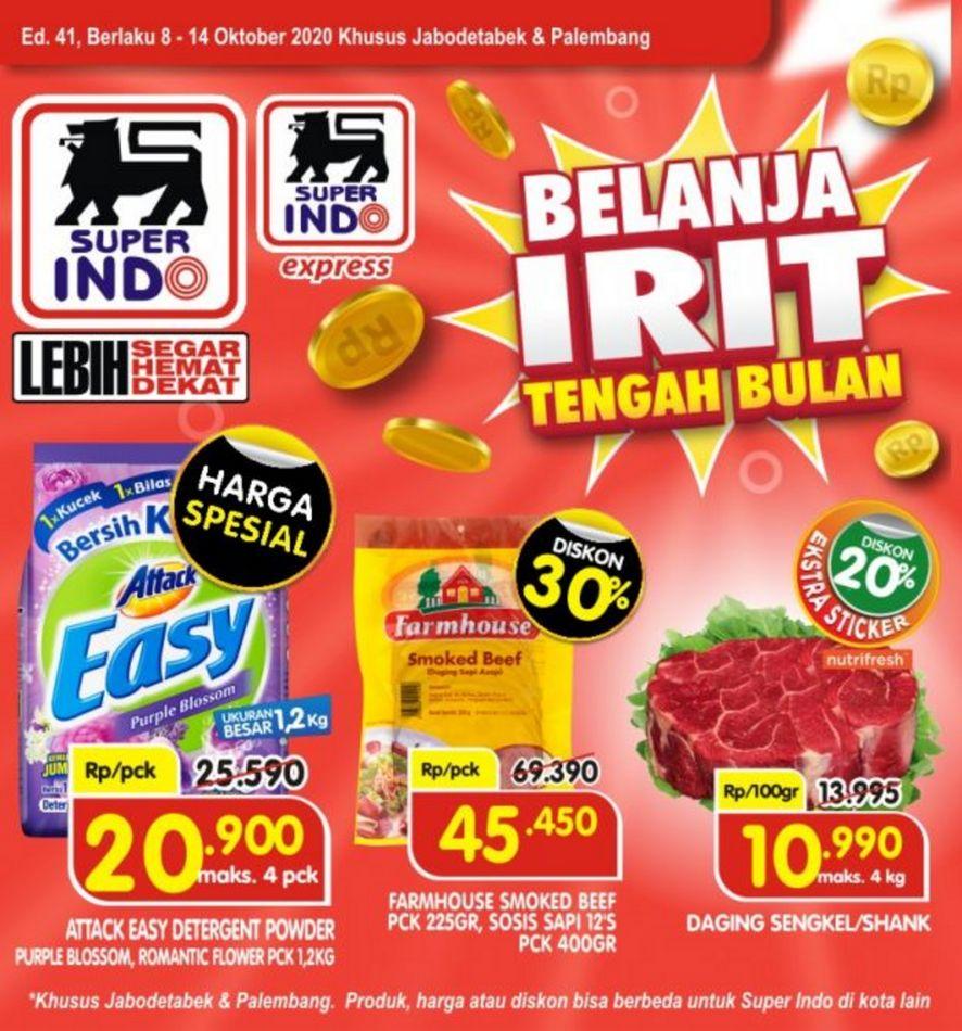 Promo Super INDO 1
