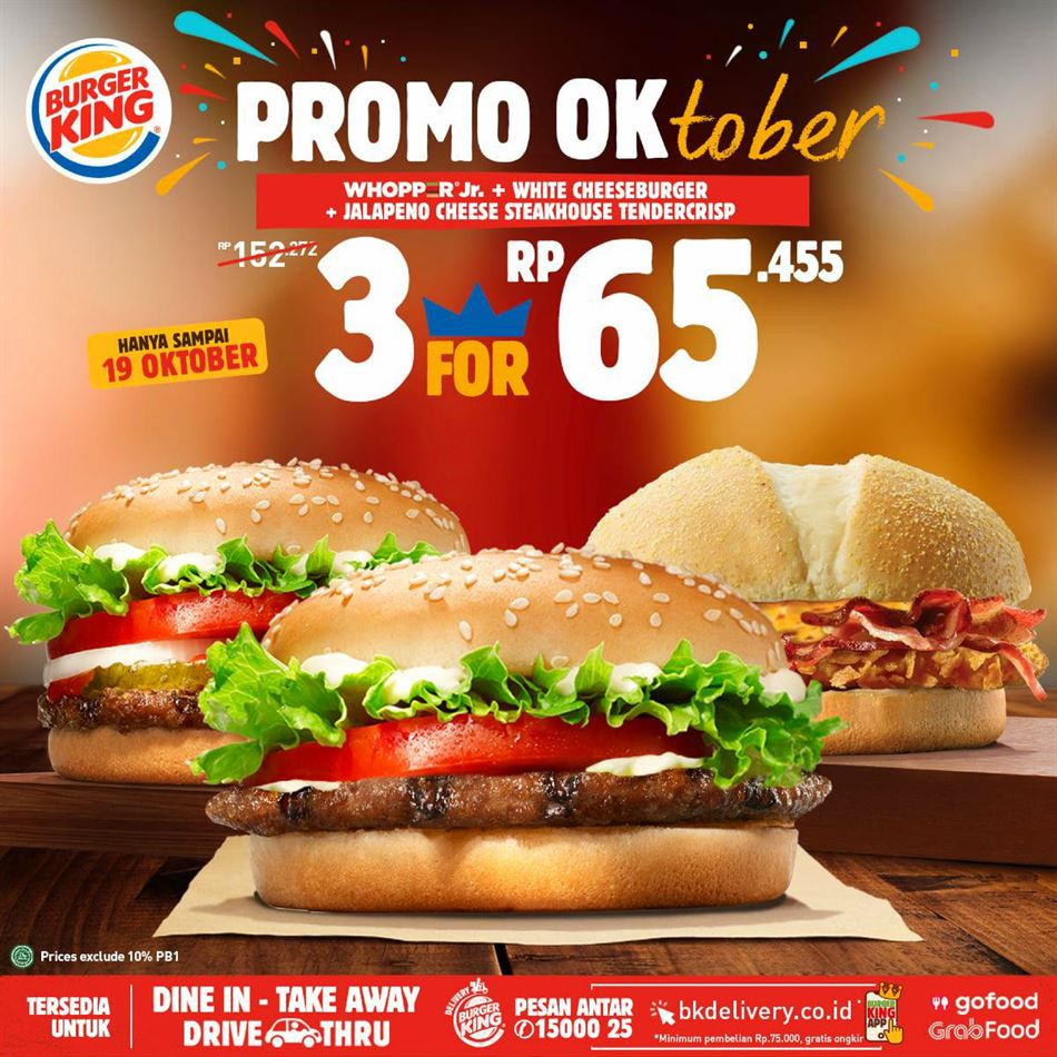 Promo Burger King 3