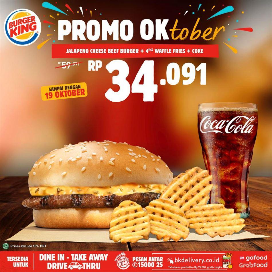 Promo Burger King 5