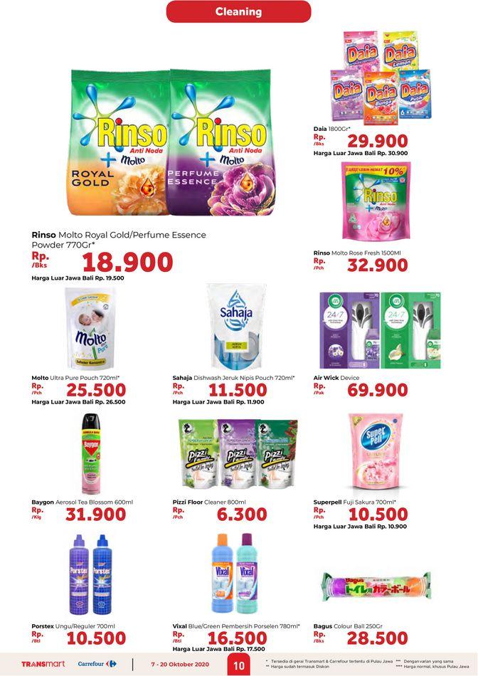 Promo Carrefour 10