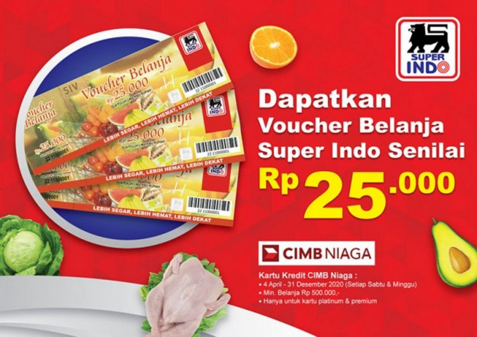 Promo Super INDO 5