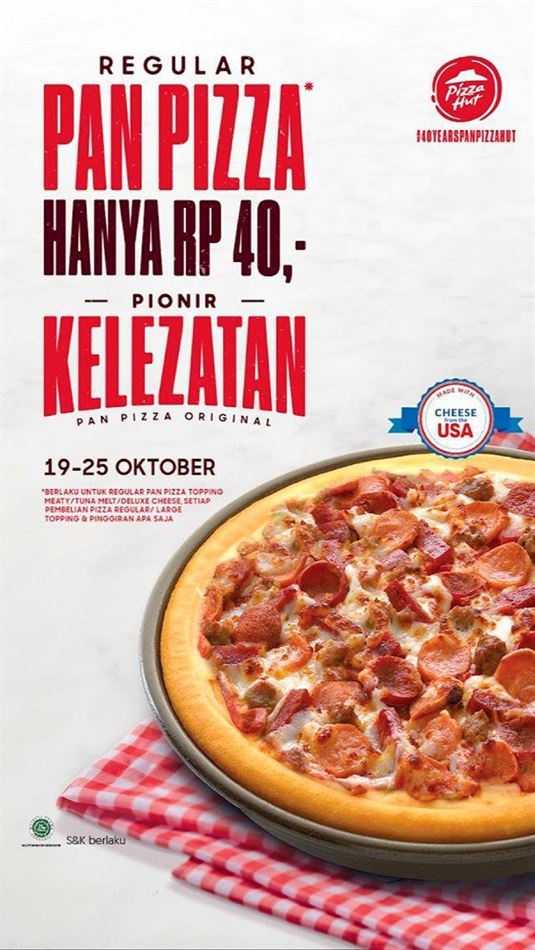 Promo Pizza Hut 1