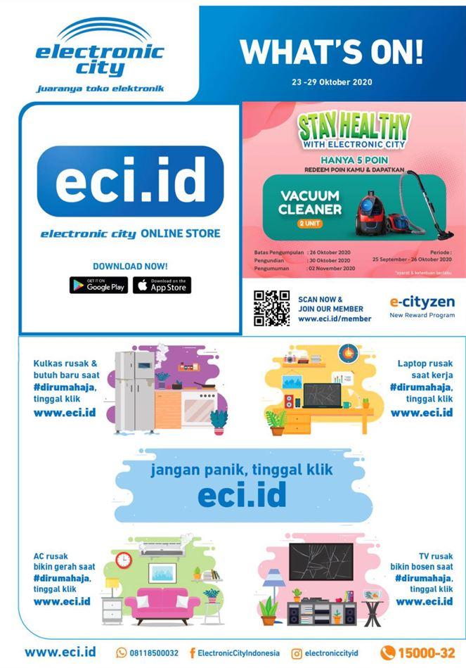 Promo Electronic City 4