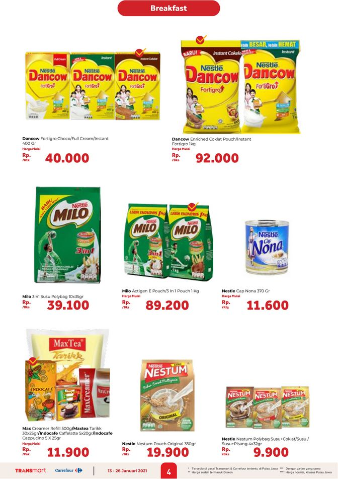 Promo Carrefour 4