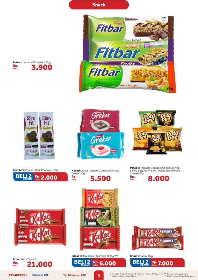 Promo Carrefour 5