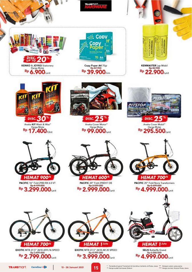 Promo Carrefour 15