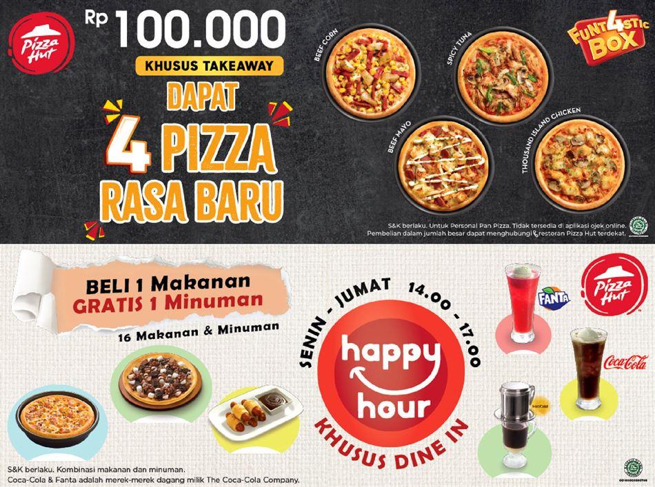 Promo Pizza Hut 3