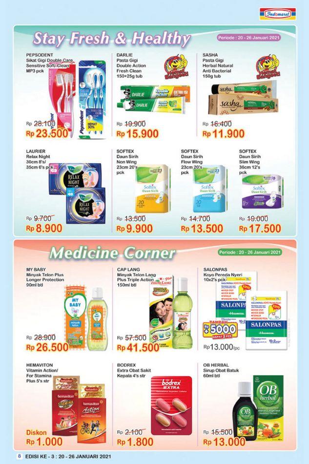 Promo Indomaret 8